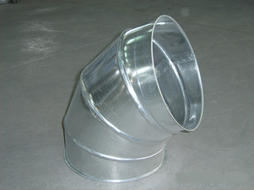 Immagine di Curva 45° diam.80mm