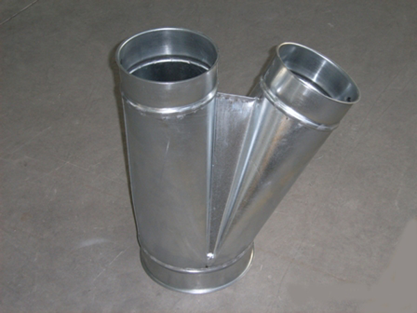 Picture of 2-way deviation diam.200mm